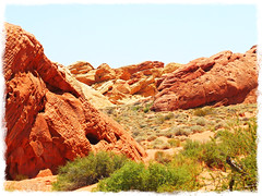 Valley of Fire National Monument, Nevada.