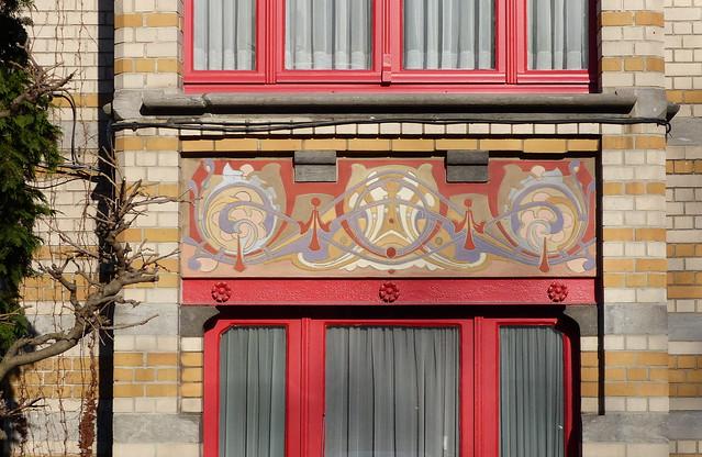 Art nouveau Schaerbeek