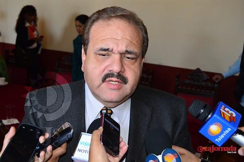 Difícil situación en ayuntamiento, admite el alcalde de SLP