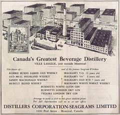 Publicité pour les brasseurs, ville Lasalle. 1936. P98-01_083 10