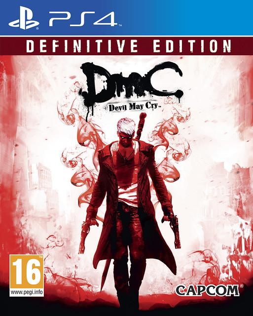 DmC: Definitive Edition выйдет на PlayStation 4 в марте 2015