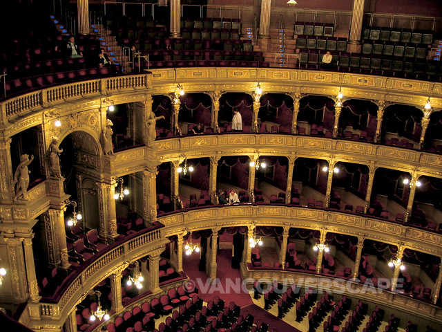 The Hungarian State Opera House, Budapest