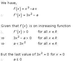 RD Sharma Class 12 Solutions Chapter 17 Increasing and Decreasing Functions Ex 17.2 Q24