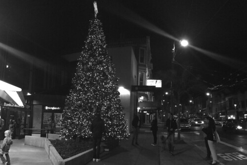 Christmas in the City - Castro Street