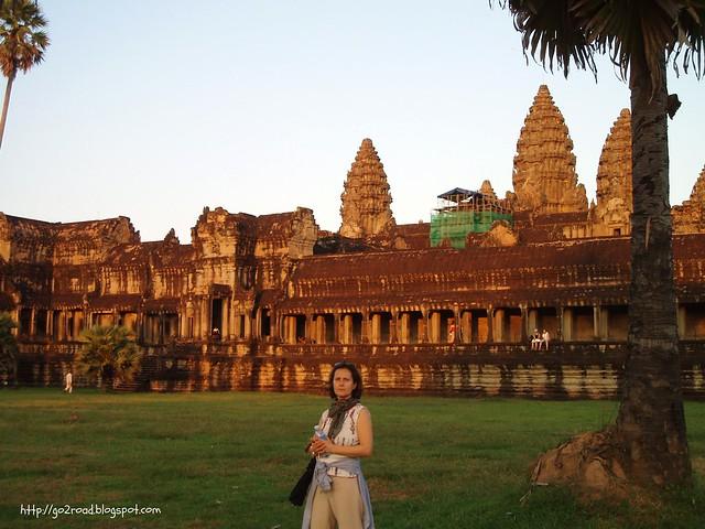 Ангкор Ват, Камбожда