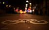 La bicicletta è la penna che scrive sull'asfalto.