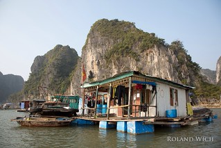 Halong Bay - Floating Village