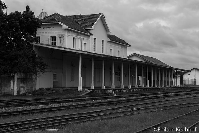 Enilton Kirchhof - Old station - Estau00e7u00e3o Fu00e9rrea de Santana do Livramento-RS