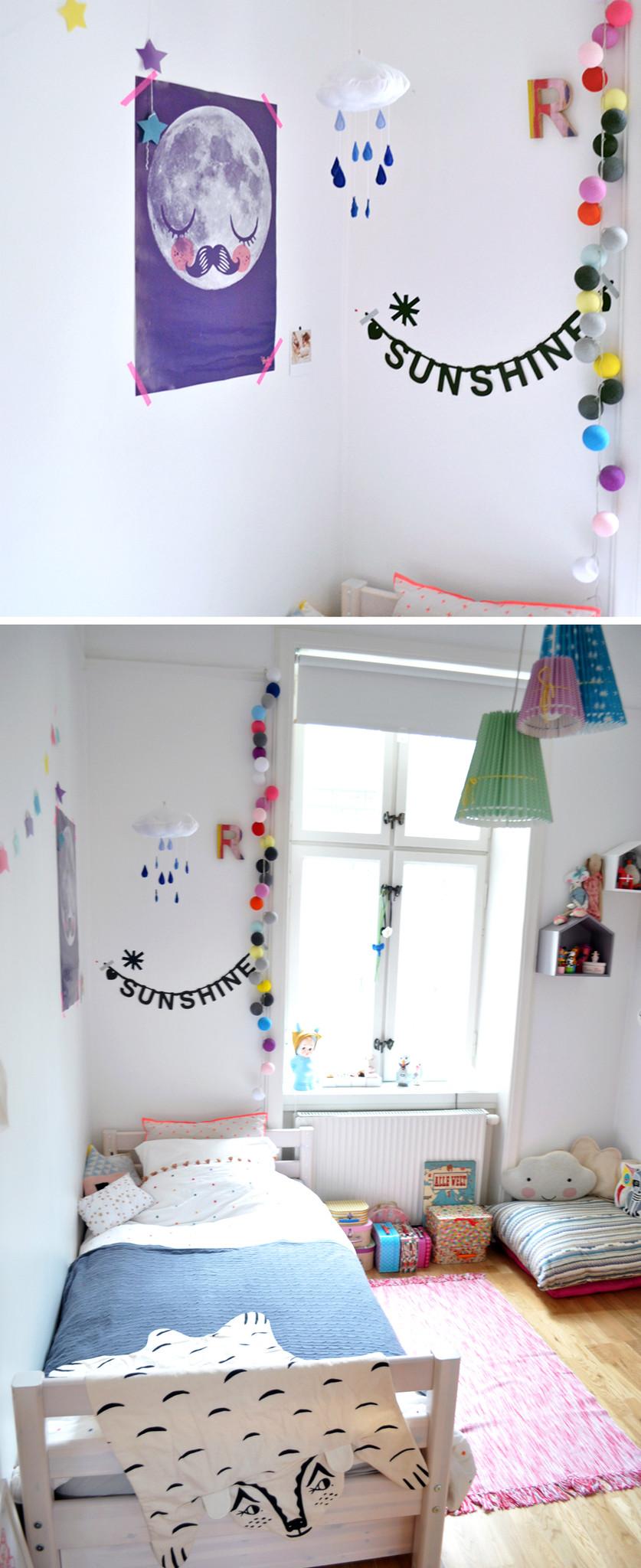 Romy's room