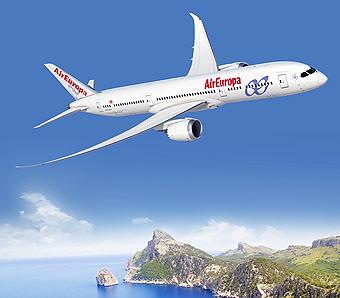 Air Europa B787-9 (Air Europa)