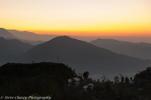 annapurna nepal pentaxk5mkiis pokhara sunrise