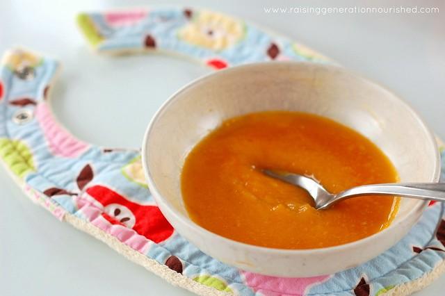 Breakfast Porridge For Baby :: Free From Grain, Nut, & Legume