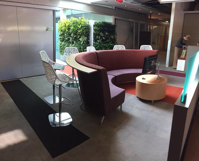 Goodamsn Informal Meeting Space