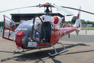 G-CBSK ZB627 RIAT Fairford 12 July 2014