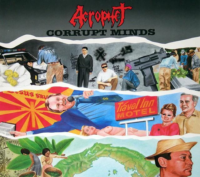 Acrophet Corrupt Minda