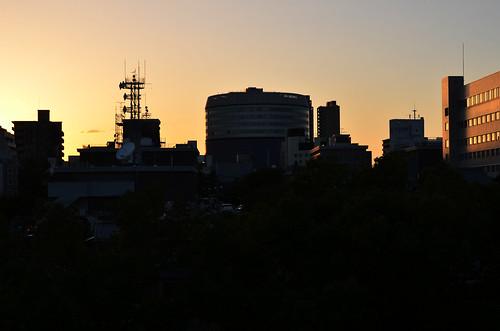 autumn sunset japan october 日本 okayama 2014 岡山県 10月 十月 岡山市 神無月 kannazuki 中国地方 okayamacity okayamaprefecture chūgoku かんなづき themonthwhentherearenogods 平成26年