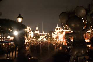 Mickey Mouse & Main Street