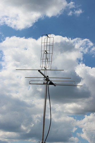 Antenna in the sky