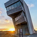 Rossall Point Observation Tower by Brian-Leach