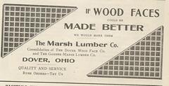 The Marsh Lumber Co