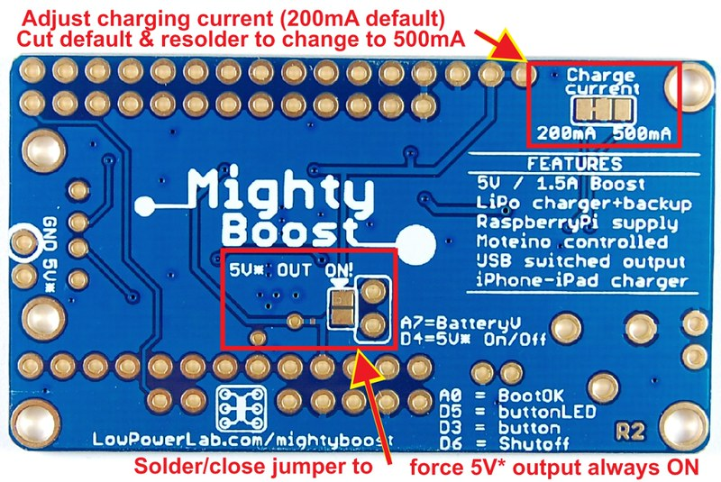 MightyBoost R2 jumpers
