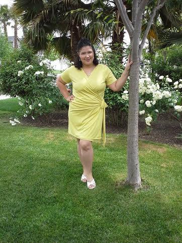 Magnolia Wrap Dress Nursing