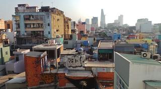 Saigon Skyline - Feb 2015 - Feck