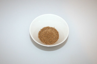 07 - Zutat Rohrzucker / Ingredient brown sugar