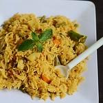 Easy biryani recipe for Bachelors