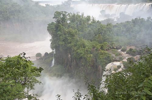 【写真】2015 世界一周 : イグアスの滝・アッパートレイル/2021-03-24/PICT7446
