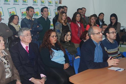"""AionSur 16517480809_3e68855eea_d Miguel Ángel Márquez repite como candidato porque """"no me da la gana que volvamos atrás en este pueblo"""" Sin categoría"""