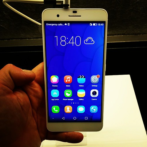 #mwc2015 ecco #honor6plus che honor porta finalmente in europa