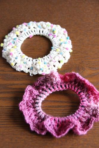 編み物にハマり中