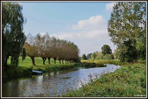 river deutschland norddeutschland rivier niedersachsen eyter flüsse flus landkreisverden riverlandscapes thedinghausen fluslandschaften rivierlandschapen