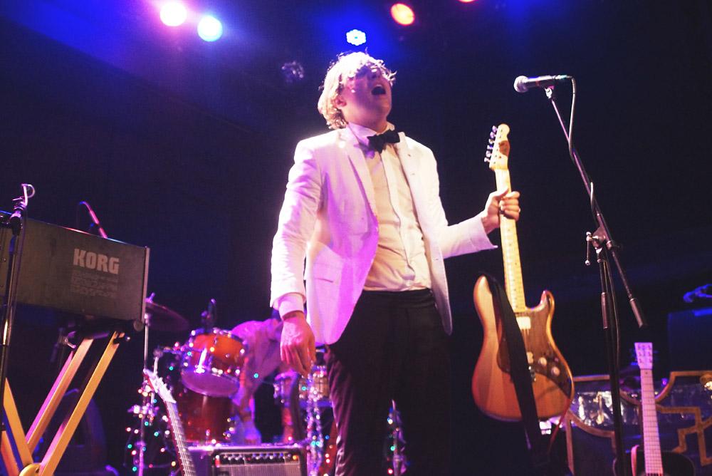Will Butler @ Bowery Ballroom 05/03/15