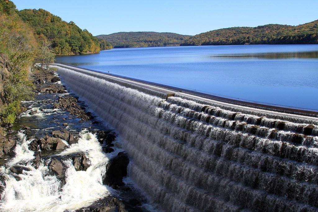 Croton Dam Road Bridge Westchester County New York