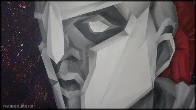 Origami Spartan