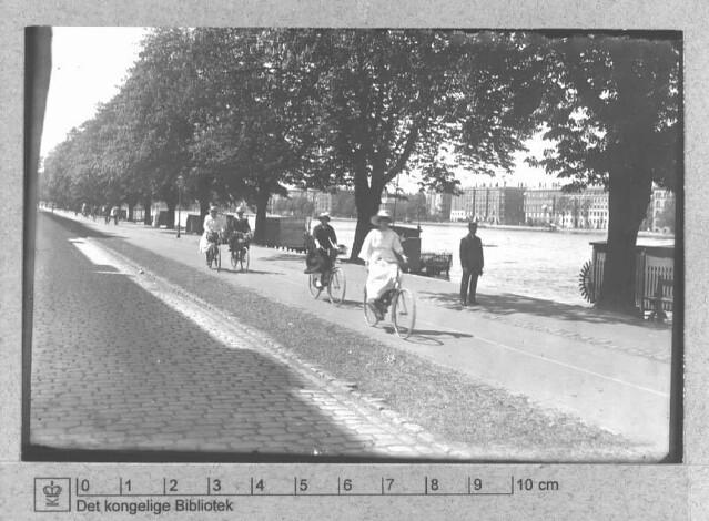 Cycle Track - Copenhagen 1911