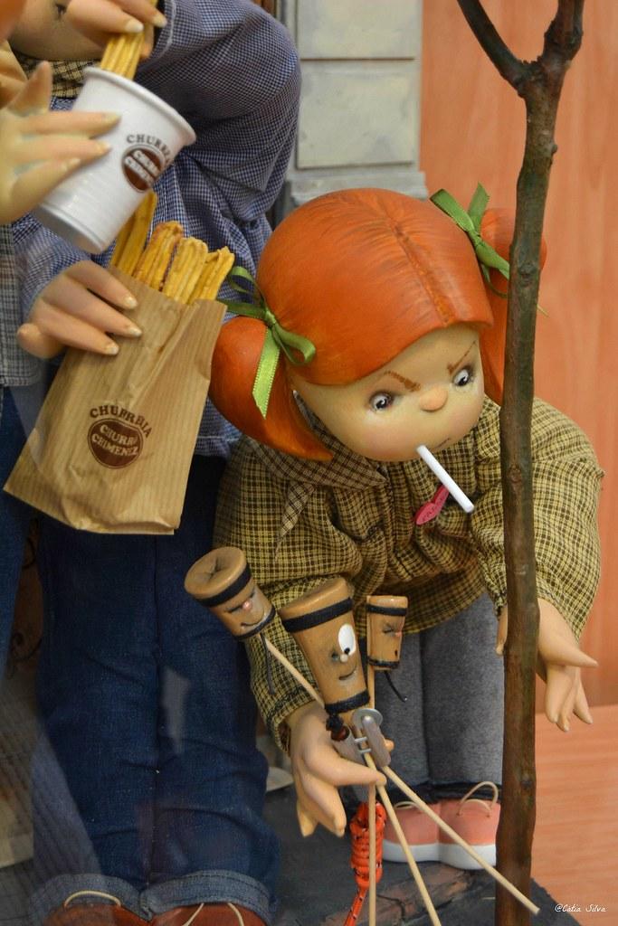 Fallas 2015 - Exposicion del Ninot - Falla Na Jordana (3)