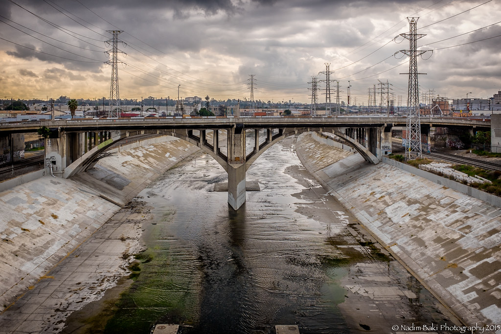 The LA River - Color