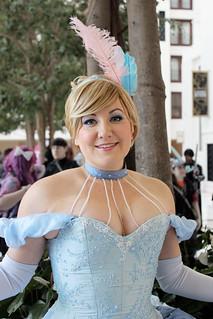 Cinderella á la Moulin Rouge