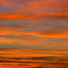 Maryland Sunset in Shades of Orange, Red and Blue!!!