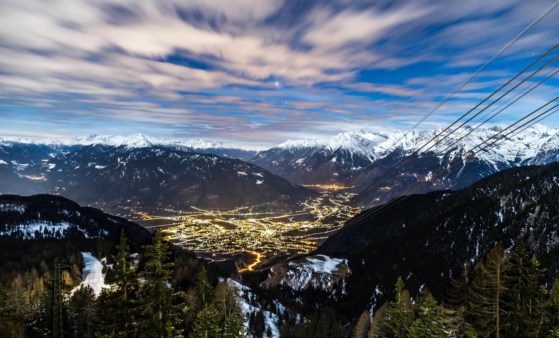 Elevation of Lana, Province of Bolzano - South Tyrol