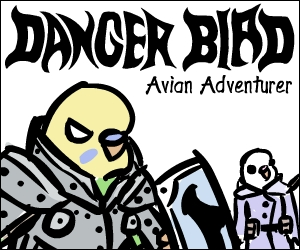 DANGER BIRD: Avian Adventurer