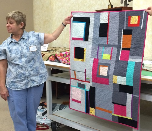 Suzanne's Abstract Quilt #2
