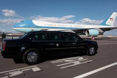 Presidential motorcade