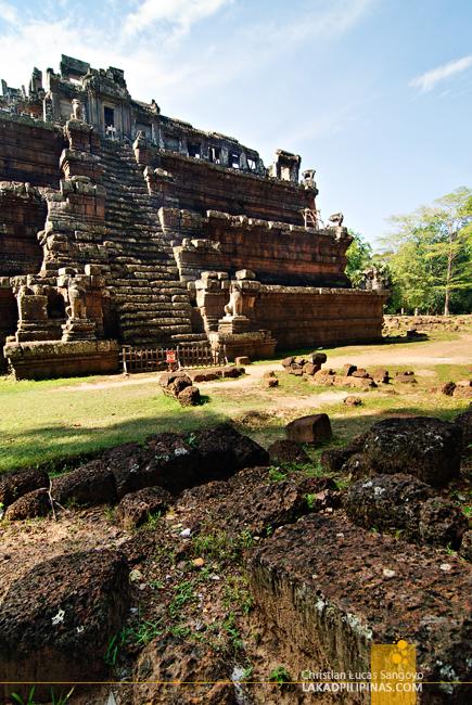 Phimeanakas in Angkor Thom, Siem Reap