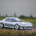 Jakes FD RX7 on Work VS-KF wheels