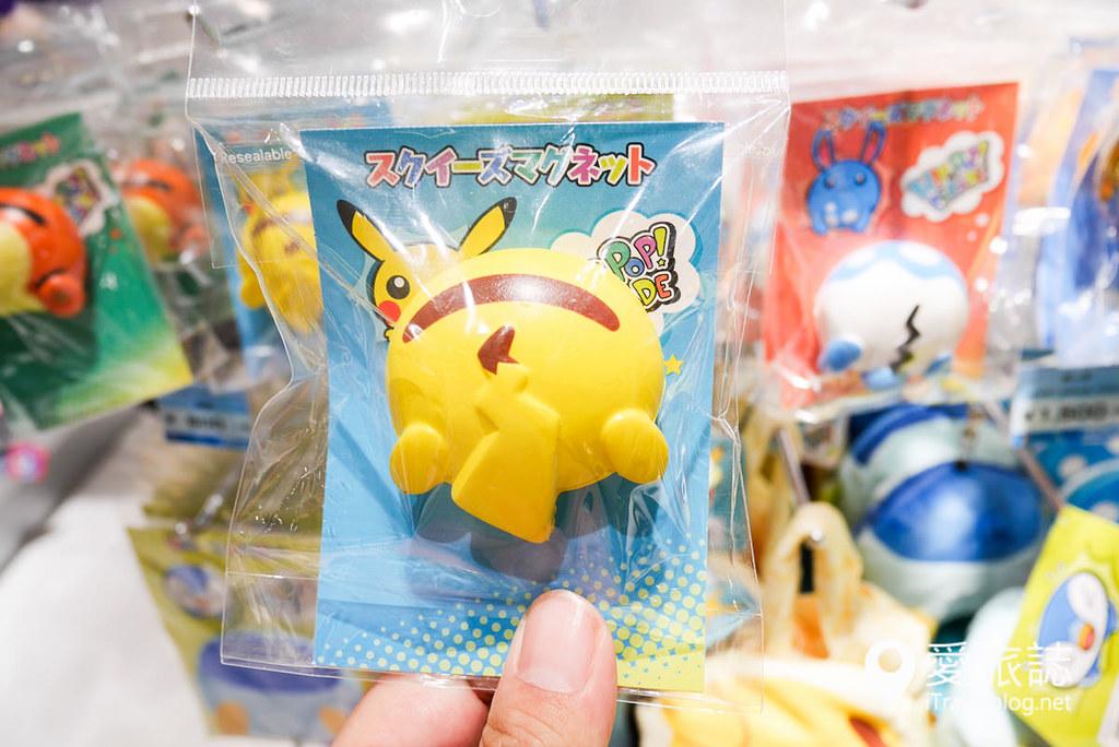 《京都必买推荐》Pokemon Store 皮卡丘专卖店:一次收服精灵宝可梦限定商品、扭蛋、游戏!