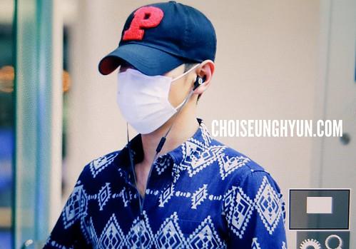 BIGBANG Arrival Seoul from Dalian 2016-06-26 (12)